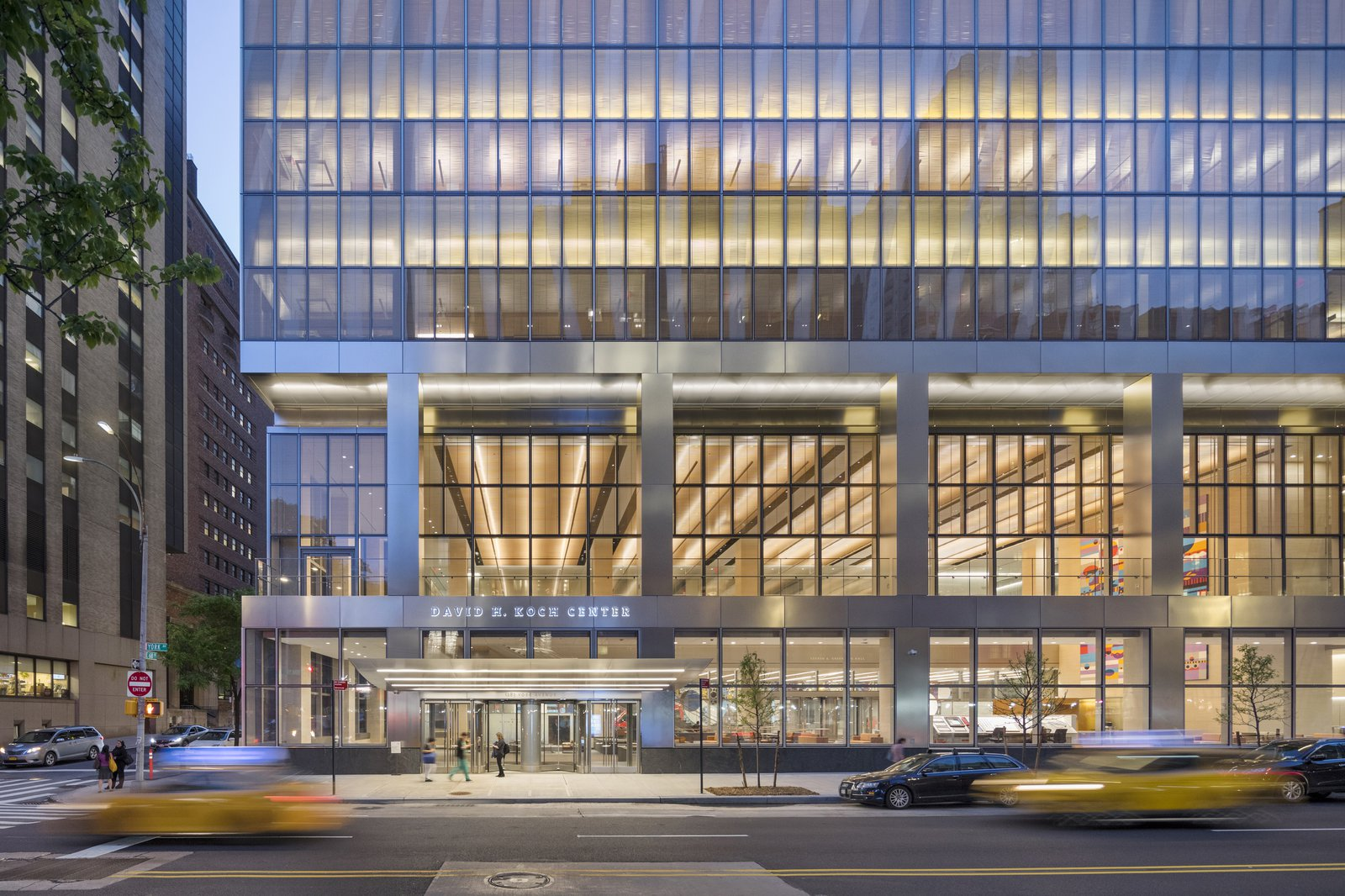 David H  Koch Center, NewYork-Presbyterian Hospital | Pei