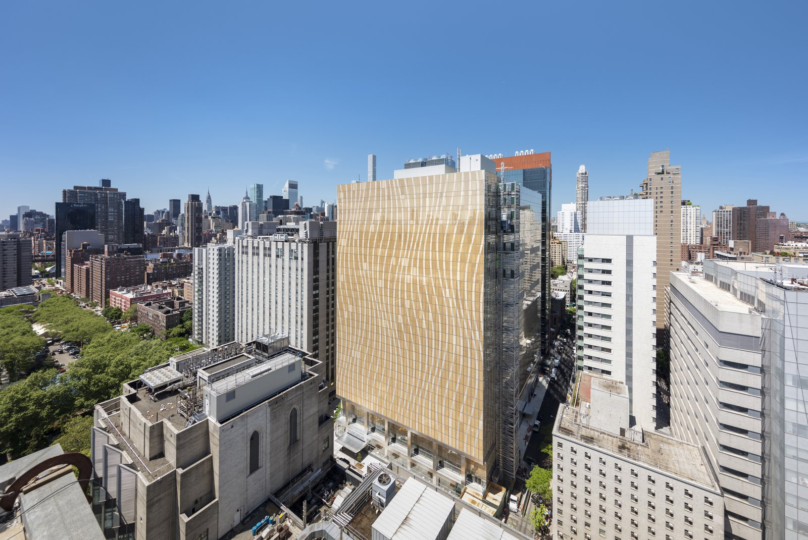 David H  Koch Center, NewYork-Presbyterian Hospital | Pei Cobb Freed
