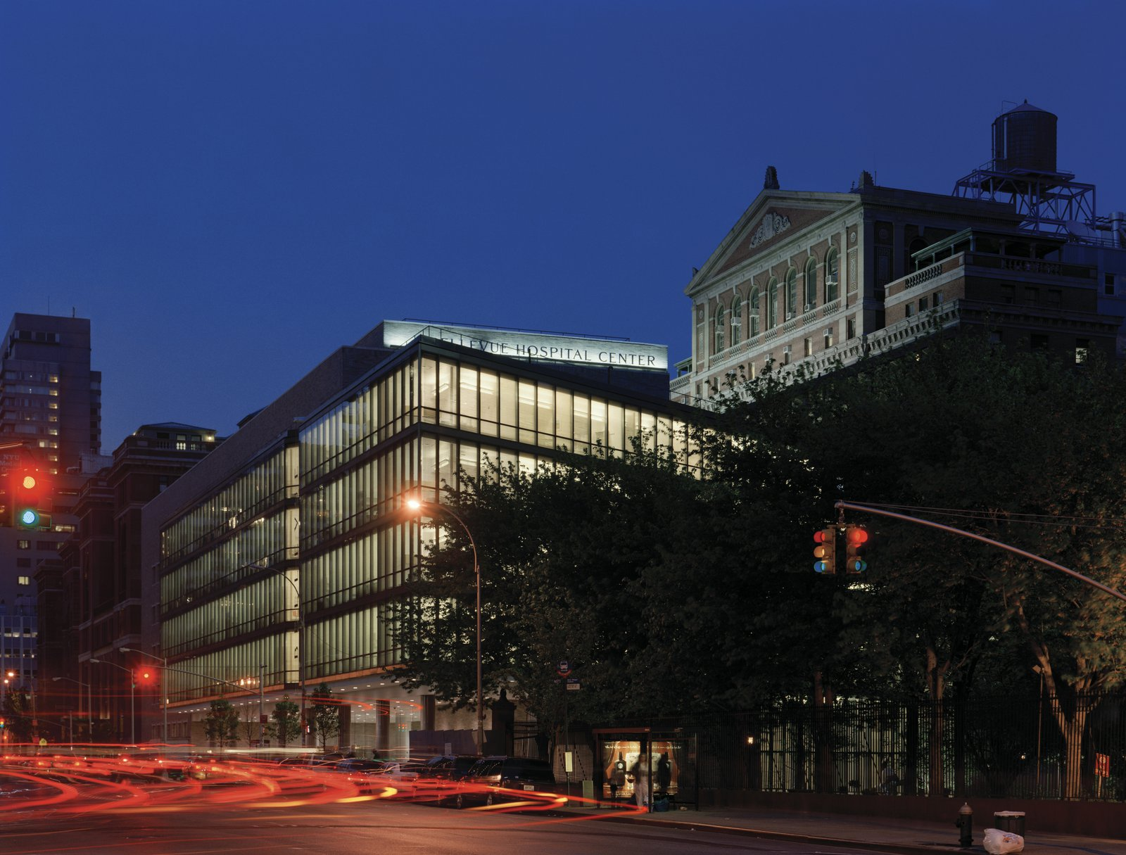 American council of engineering companies of new york 2006 bellevue hospital history