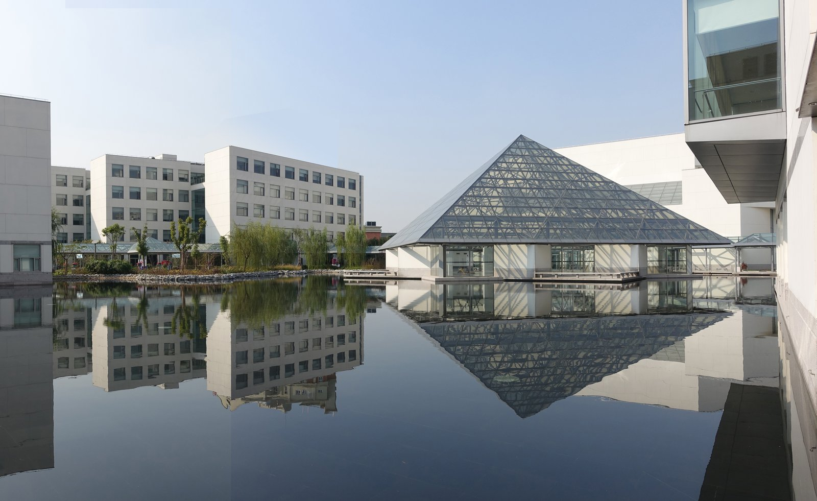 Ceibs Expansion Campus In Shanghai Opens Pei Cobb Freed